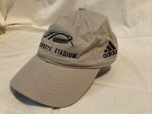 Dallas Cowboys Texas Stadium Adidas Hat New w/Tags Khaki