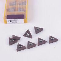 10x/kit TCMT16T304 VP15TF TCMT32.51 CNC Carbide Indexable Insert Blade For Steel