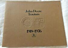 John Deere Tractor Book 1918-1976