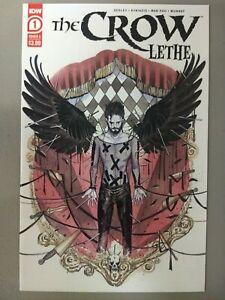 The Crow Lethe #1. Second Print. Peach Momoko.