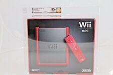 Nintendo Wii mini Limited Edition 8GB Red Console NEW VGA Uncirculated