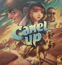 camel up 2nd Edition NEU UND ORIGINALVERPACKT Englischsprachige Ausgabe