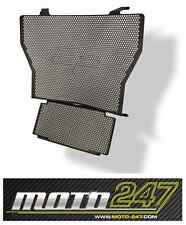 EVOTECH RADIATOR & OIL COOLER GRILL GUARD BMW S1000RR HP4 2013 - 2016