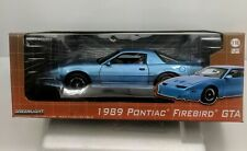 GMP 1989 Pontiac Firebird GTA 1/18 Scale GREENLIGHT Limited Edition Classic Car