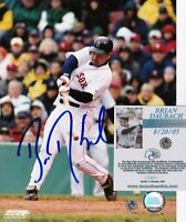 Boston Red Sox 2004 World Series BRIAN DAUBACH signed autographed 8x10 photo