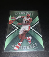 2008-09 Upper Deck First Edition Starquest Green #SQ17 LeBron James