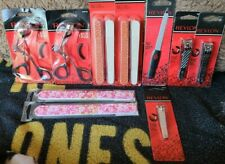 10 new packs Revlon Emery Boards, Lash Curlers, Toenail Clippers, Nail Clippers