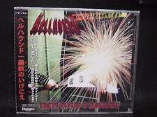 HELLHOUND Tokyo Flying V Massacre JAPAN CD Mastermind Japan Pure Heavy Metal !