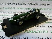 BR3H voiture 1/43 BRUMM boite rigide : Formule 1 F1 Vanwall G.P 1958 S. MOSS #18