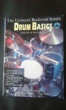 Drum Basics Steps 1+2 Ultimate Beginners Series * No CD* 1996