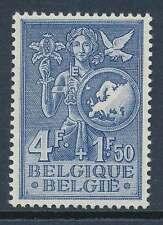 Belgien Nr. 978 postfrisch / **, 4 Fr. Europäische Jugend 1953 (32661)