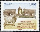2010//TIMBRE FRANCE NEUF**BERGERIE NATIONALE DE RAMBOUILLET**STAMP.Y/T.N°4444