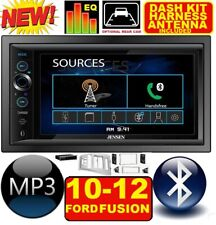 2010-12 FORD FUSION BLUETOOTH TOUCHSCREEN USB SD AUX CAR RADIO STEREO PACKAGE