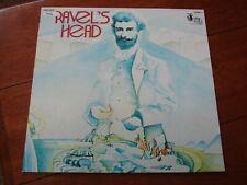 Ravel's Head - Orphic Egg Stereo LP