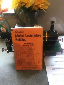 3.5 inch gauge Live Steam Locomotive