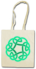 Celtic Knot II Hipster BAG-BORSA TESSUTO STOFFA sacchetto-CELTI NODO CROSS CROCE