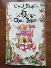 Vintage ENID BLYTON Book THE WISHING CHAIR AGAIN 1989 Paperback Beaver