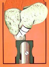 """Margarethe Keith, """"Spitzwunder"""", 1970 Lithografie, handsigniert"""