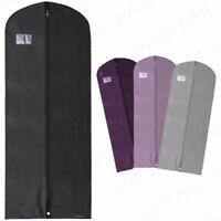 SUIT CARE BAG Hanging Clothes Protection Travel Carrier Zip Up Garment Cover