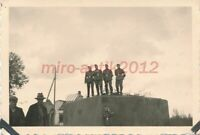 Foto, Wertegang Sdt. der Inf., Westfront, Maginotlinie, frz. Bunker; 5026-363