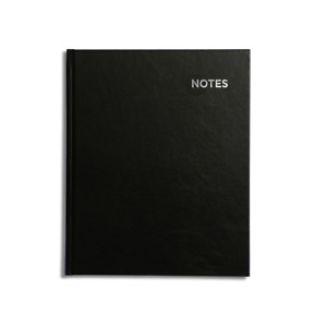 Pirongs Hardback Notebook (slightly bigger than A5) 160 Lined Pages 10 Colours