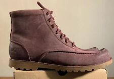 UGG Mens Fallbrook Work/ Casual Boots Cordovan, 1004818 Leather SIZE 11.5 NEW