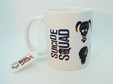 Suicide Squad - Joker - Harley Quinn Inspired Mug Cup - 330ml - Coffee Tea Gift