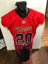 MENS Large Football Jersey Rush #20 Canada Long Length