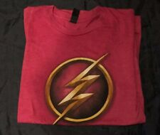 The CW The Flash T-shirt - promotional network shirt - NEW