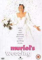 Muriel's Wedding - 1995 Toni Collette,Rachel Griffiths Brand New Region 2 UK DVD
