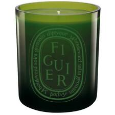 Diptyque Figuier / 2020 Green Version Tinted Glass 300g Large Candle Sealed Box