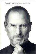 Steve Jobs by Walter Isaacson SIGNED Biography Apple Computer Founder