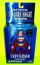 SUPERMAN BATMAN The DARK KNIGHT RETURNS Action Figure DC DIRECT Comic Book Toy