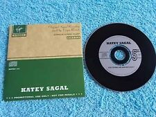 Katey Sagal Maxi-CD Can't Hurry The Harvest - Dutch 1-tr. promo - peggy bundy al