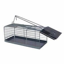 Trappola topi galleria gabbia cattura ratti zincata esca cattura topo contenitor
