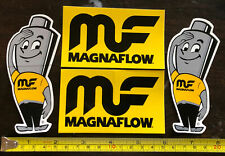 4 Magnaflow Racing Decals Stickers Utv Overland Offroad Ultra4 Powersports Drags