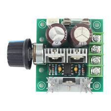 10 A PWM DC 12V/24V/30V/40V Motor  Speed Controller Module with Governor Switch