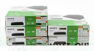 Lot of 5x Sony BDP-S1700 Wired Streaming Blu-Ray Player; 696711