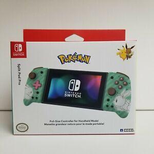 Hori Nintendo Switch Split Pad Pro Pokemon Official Pikachu And Eevee
