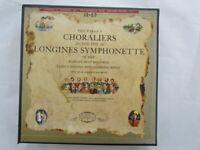 The Famous Choraliers and The Longines Symphonette,Vinyl lp, Box Set