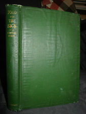 1917 Food For The Sick: A Manual For Physician And Patient, Diseases & Diet Rare