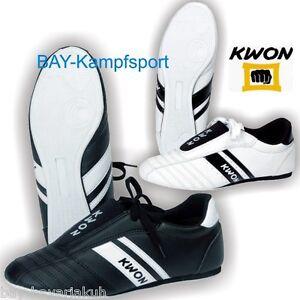 KWON DYNAMIC Schuhe Sneaker Sportschuhe Karate Judo Taekwondo Kickboxen schwarz