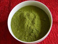 100 grammes 100% pure MORINGA OLEIFERA - poudre de la feuille naturelle organic