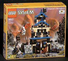 Lego Castle Ninja 3053 Emperor's Stronghold NEW Sealed
