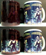 FULL COLOUR FORBIDDEN PLANET B MOVIE SCI FI CULT MUG WHITE