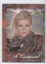 2000 Upper Deck Reflection #41 Christina Aguilera Non-Sports Card 0w6
