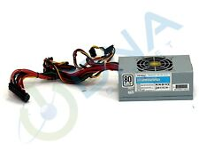 ANTEC MT-350 350W MICRO ATX 80 PLUS CERTIFIED POWER SUPPLY - TESTED & WARRANTY