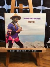 Thembi by Pharoah Sanders (CD, Mar-1998, Impulse!)