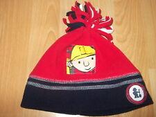 Gr.104-116 Bob der Baumeister Mütze Winter Kopfbedeckung Jungen SAMMELN!!!