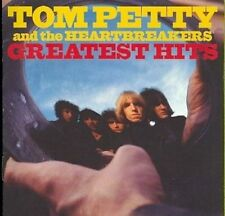 TOM PETTY & THE HEARTBREAKERS (GREATEST HITS - REMASTERED CD SEALED + FREEPOST)